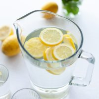 3 Ways Lemon Water is a Game Changer